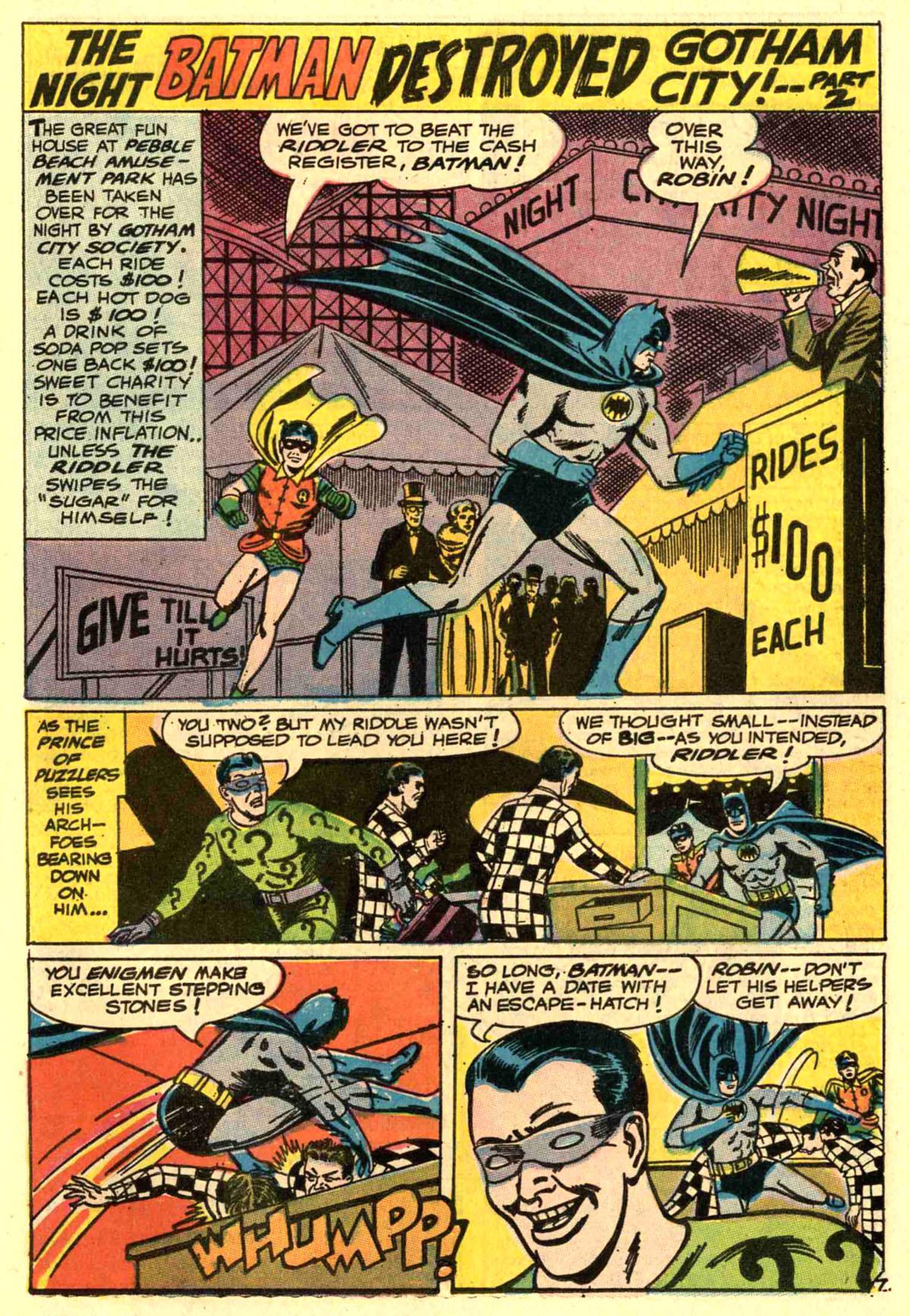 Detective Comics (1937) 362 Page 10