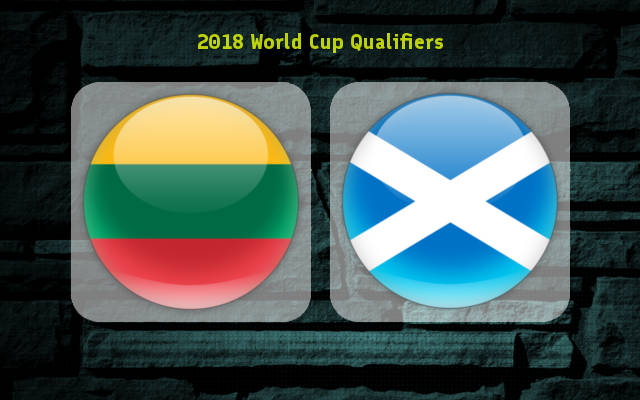 Lithuania vs Scotland Full Match & Highlights 01 September 2017
