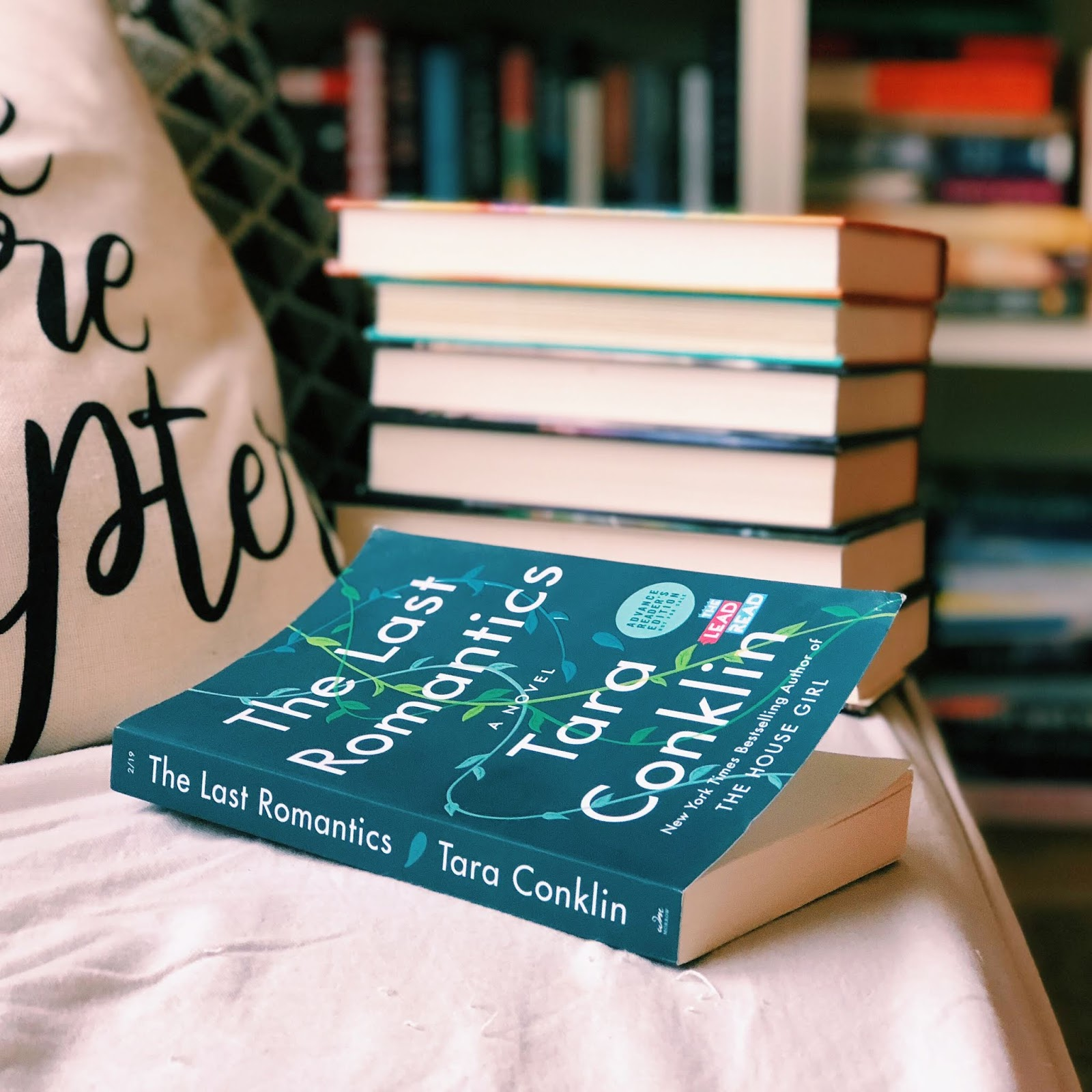 The Last Romantics Book