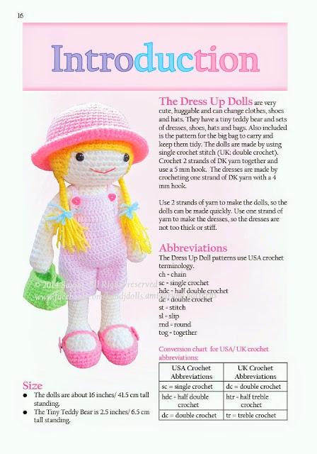 18 inch Doll Clothes, Boy doll fireman clothes pattern, Crochet ...   640x448