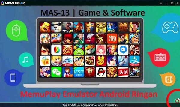 Download MemuPlay 6.2.1 Terbaru Emulator Android Ringan