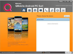 QMobile PC Suite Software Installer 2017 With USB Driver free Download For Windows