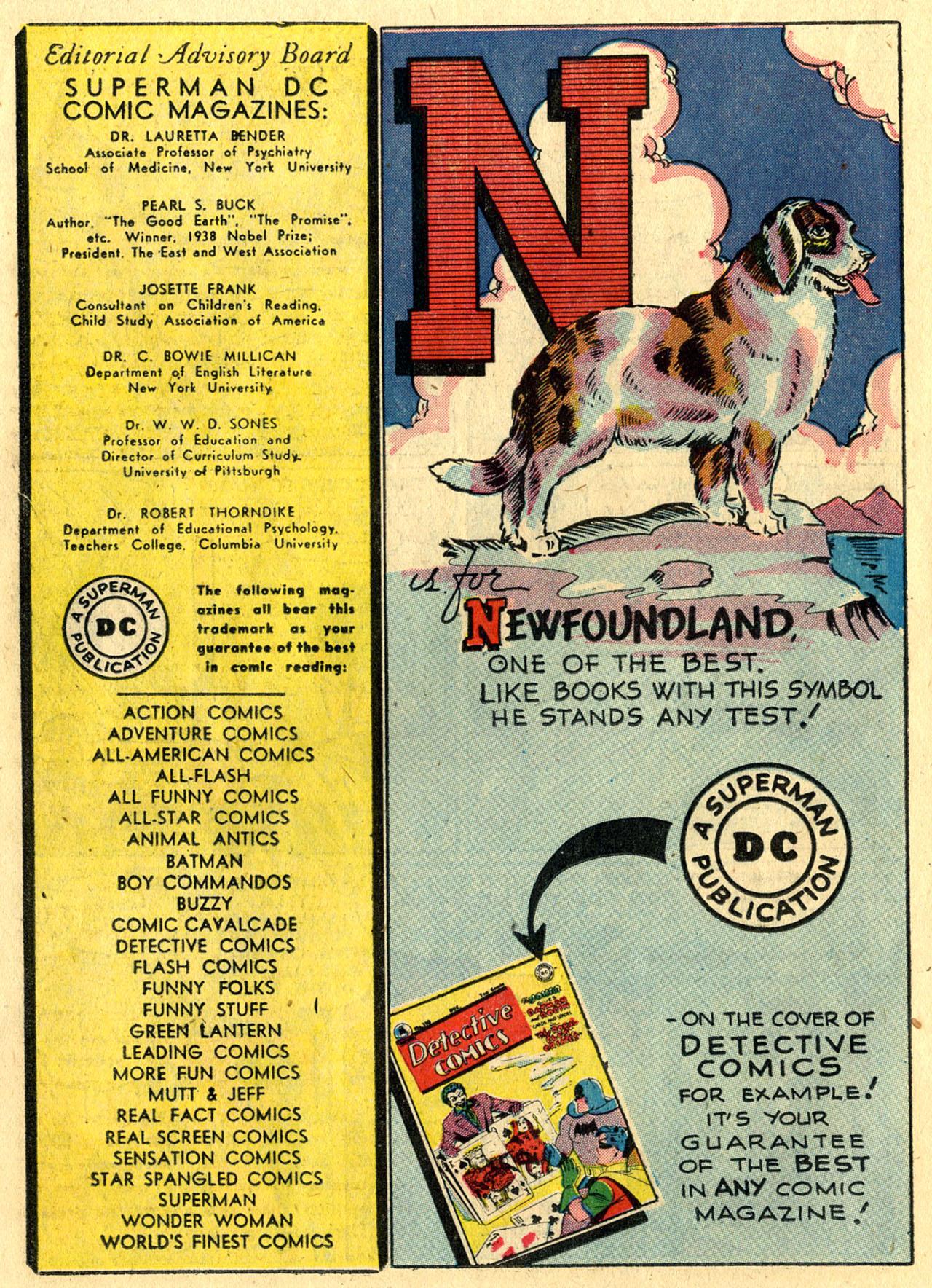 Read online Detective Comics (1937) comic -  Issue #118 - 24