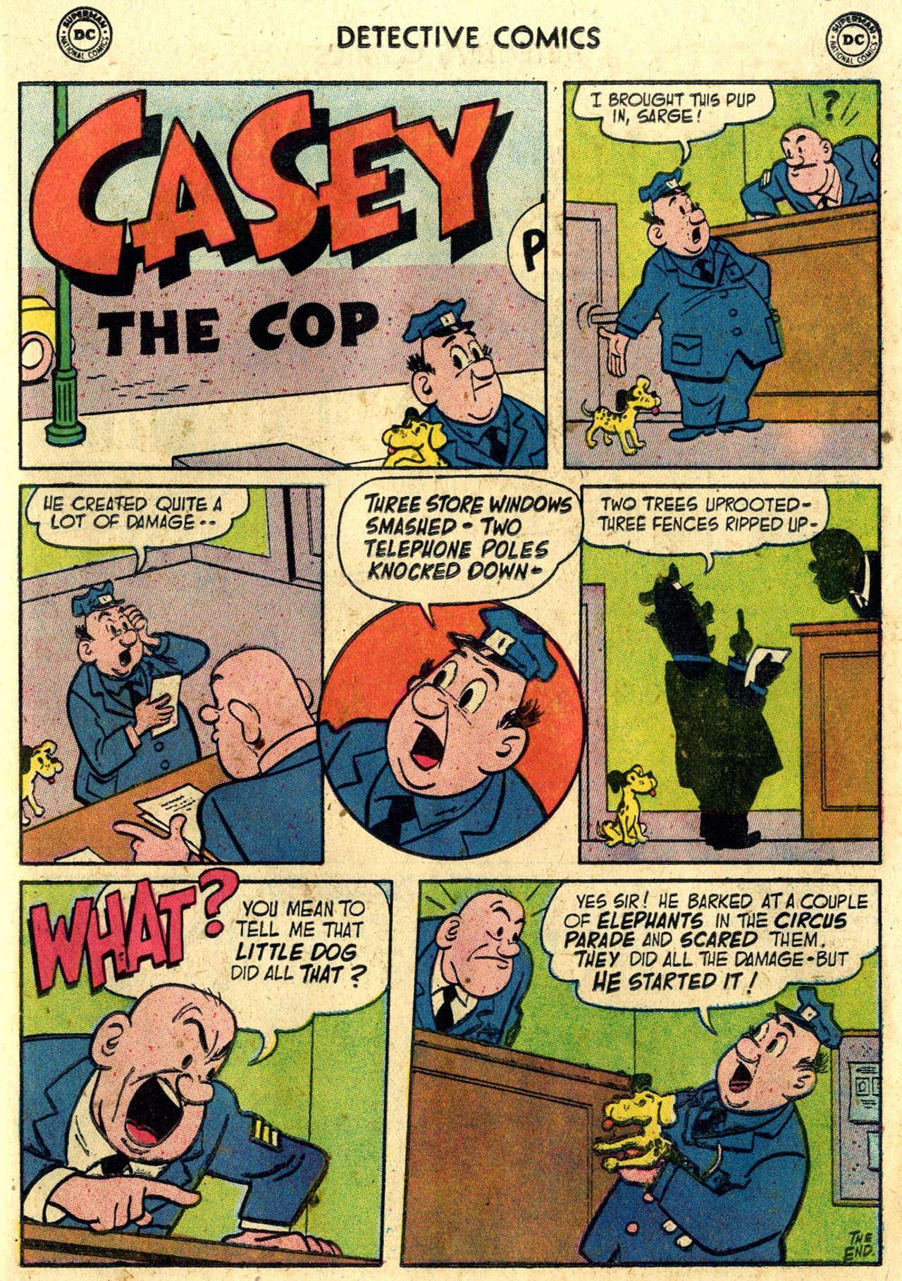 Read online Detective Comics (1937) comic -  Issue #248 - 25