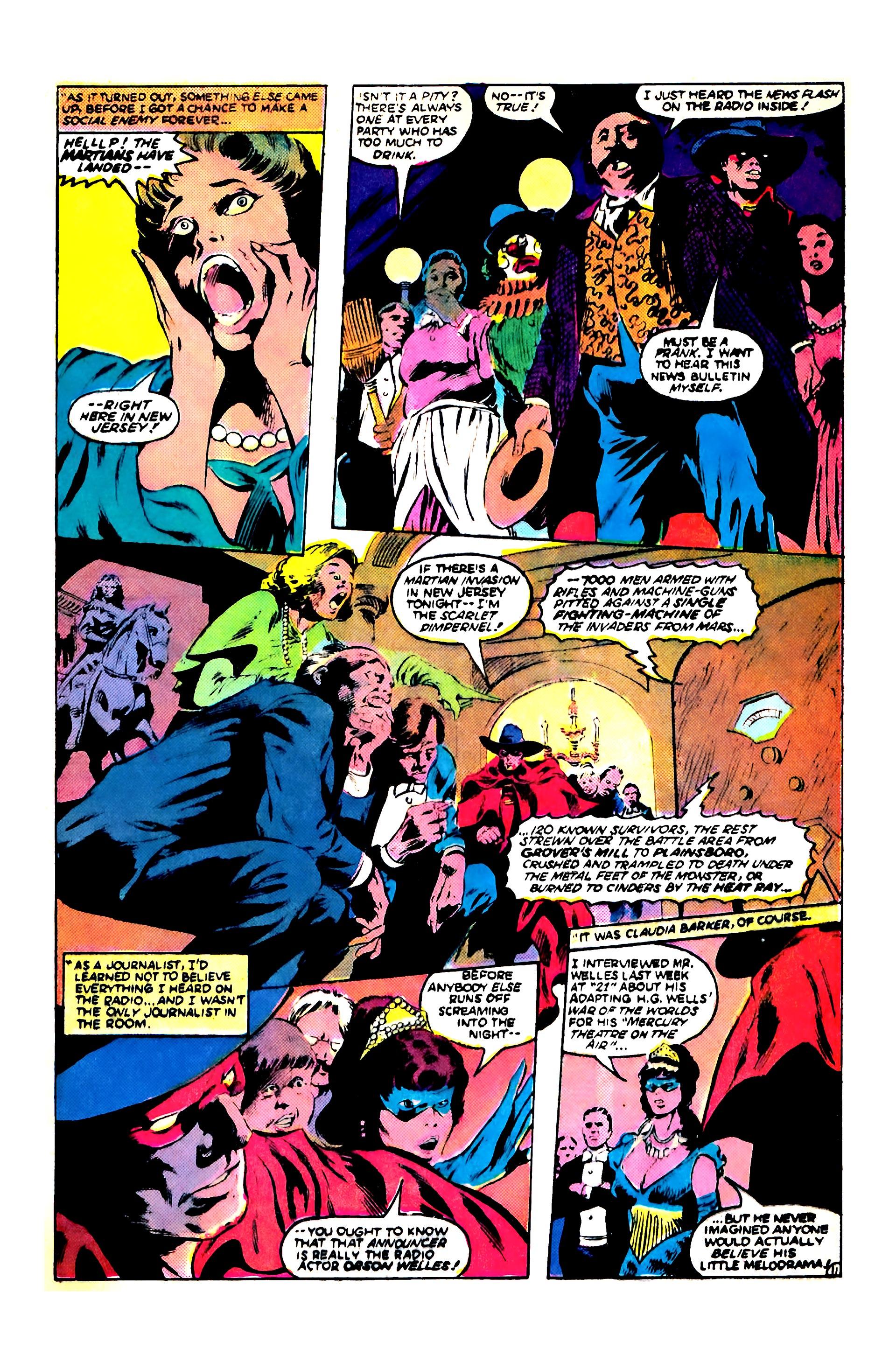Read online Secret Origins (1986) comic -  Issue #5 - 17