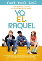 Yo, el y Raquel (2015) online y gratis