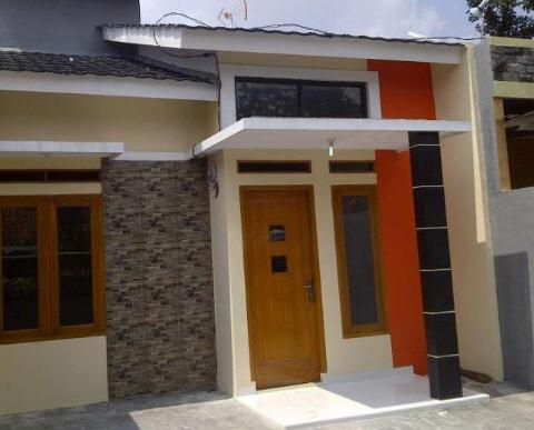 Rumah Second Rp 400 Juta
