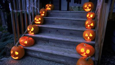 Calabazas de Halloween - Jack o'lantern