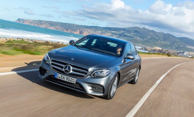 2017 Mercedes-Benz E300 4Matic Reviews