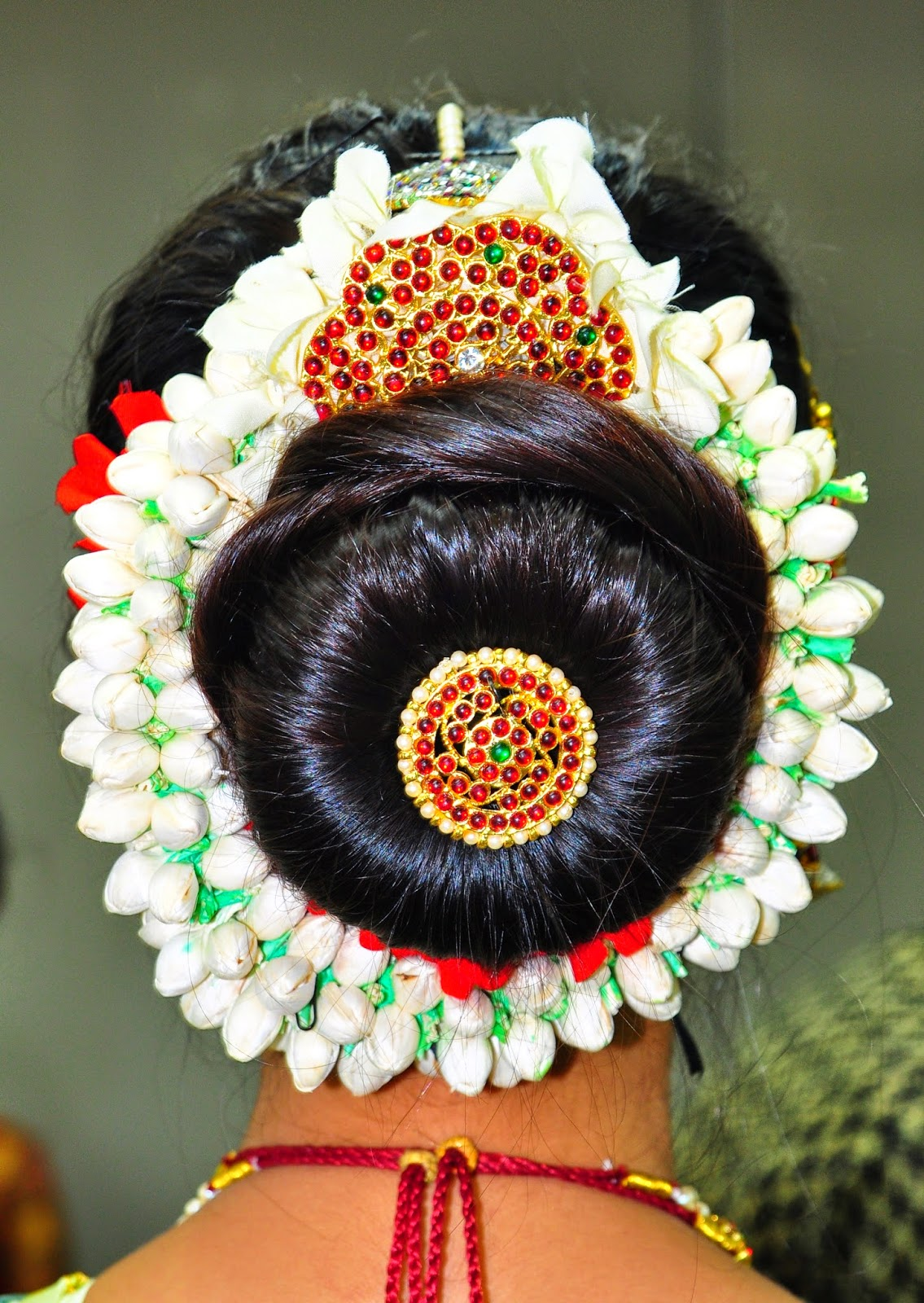 bharatanatyam hair style pushpaarpanam different hair styles and 8134 | DSC 0638