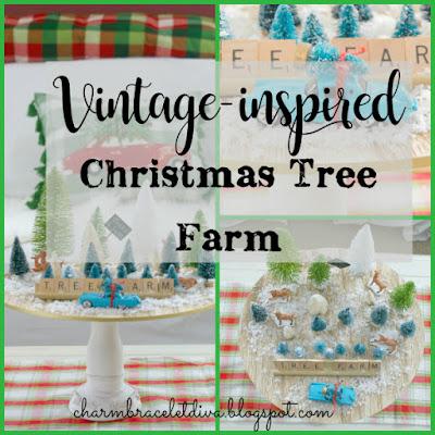 A Vintage Charm Christmas Blog Hop
