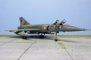 Heller Mirage IV P 1/48.