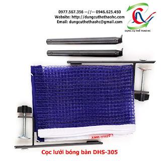 Cọc lưới bóng bàn DHS-305