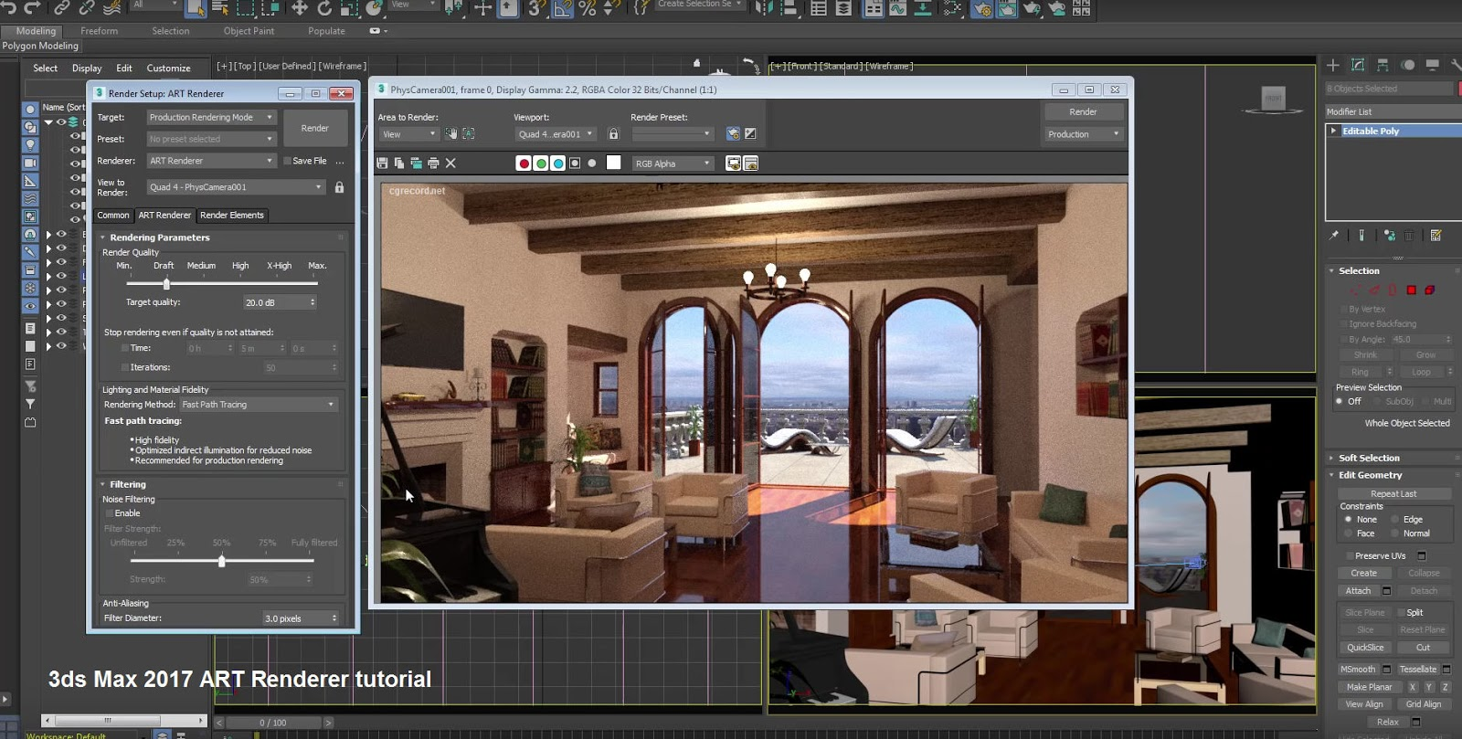 3ds max 3d modelling animation rendering autodesk for Decoration 3ds max