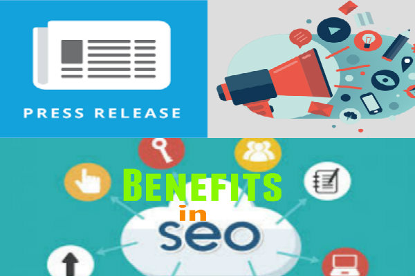 What is Press Release How to submit Benefits for SEO-600x400