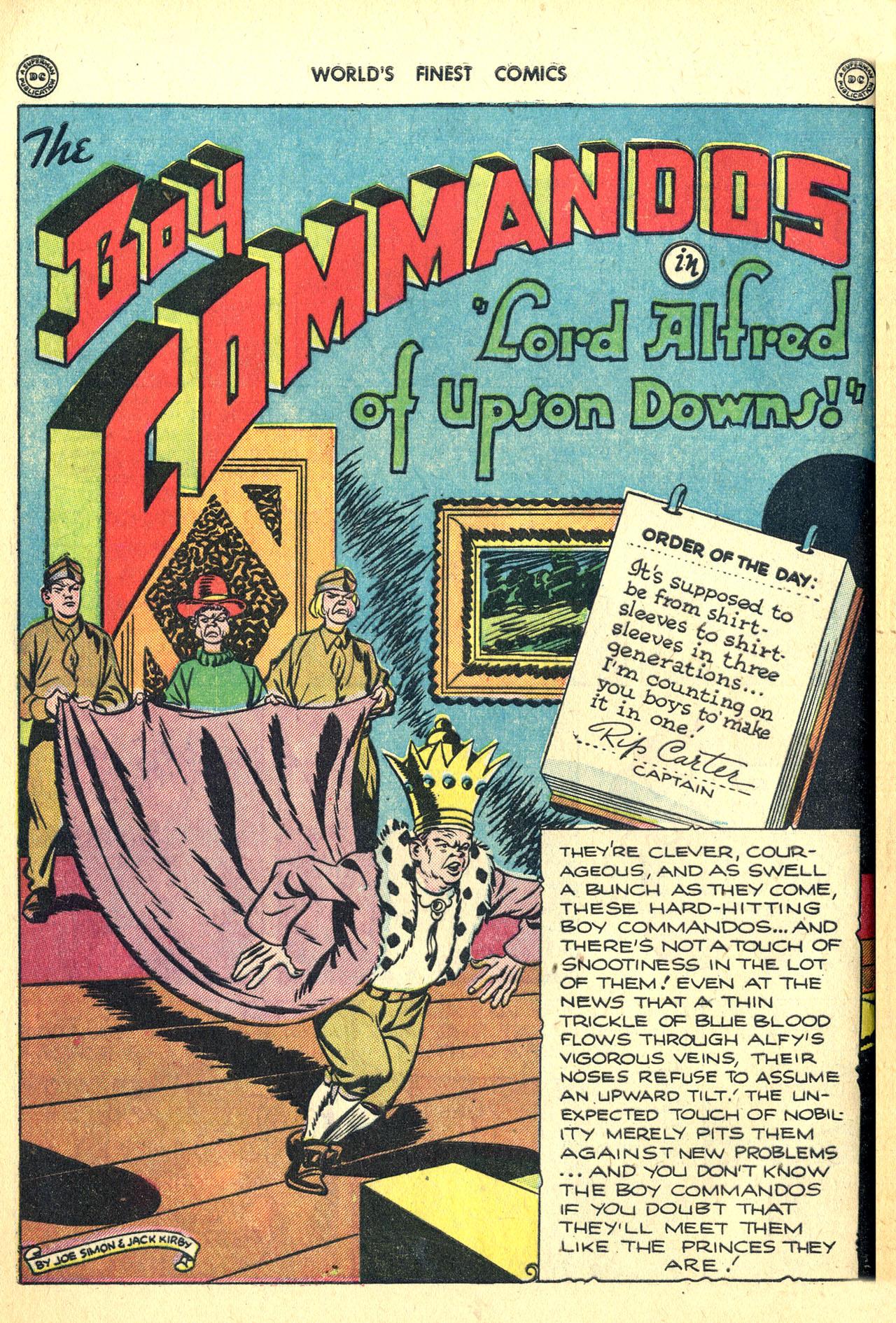 Read online World's Finest Comics comic -  Issue #18 - 36