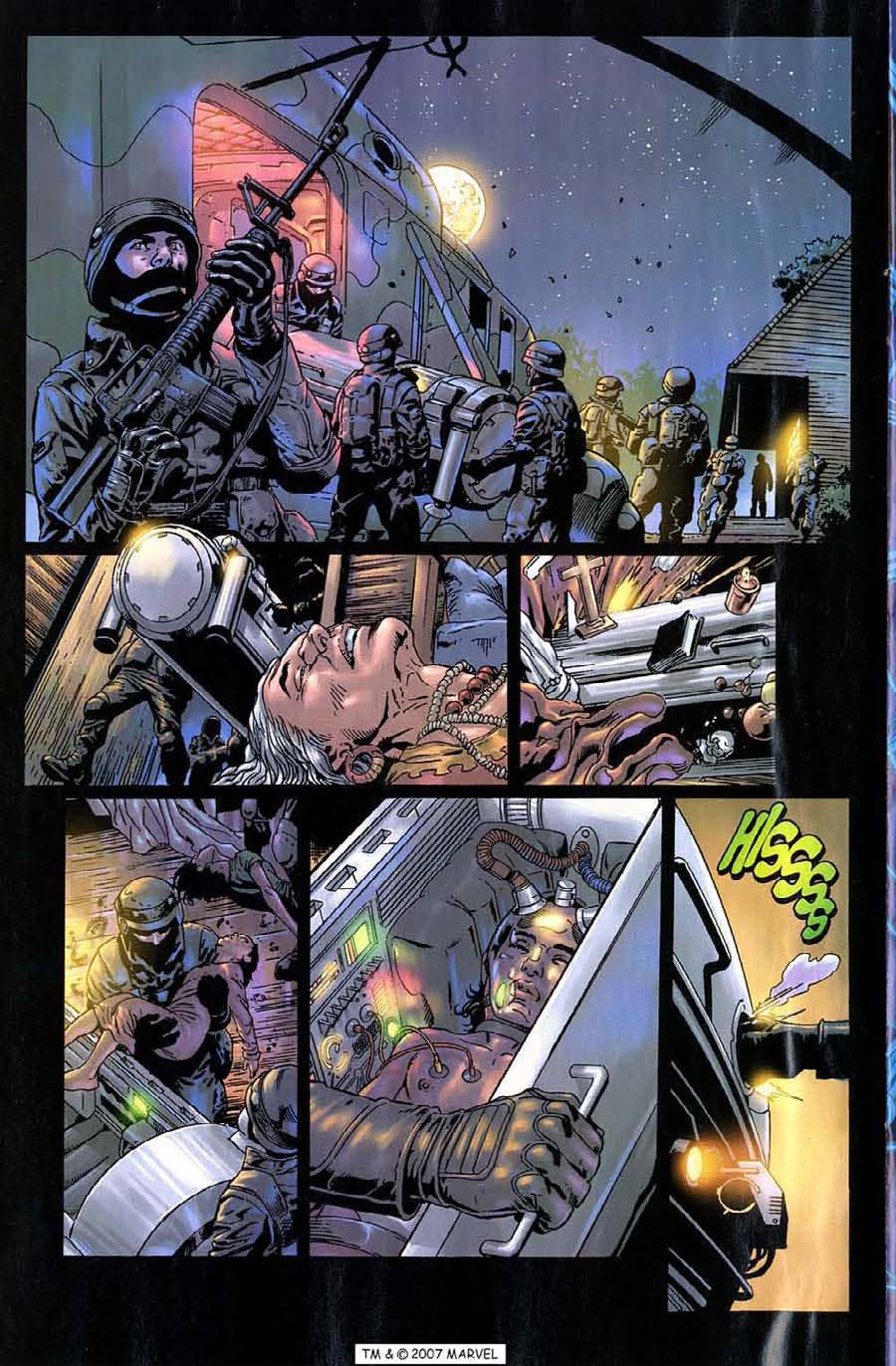 Read online Silver Surfer (2003) comic -  Issue #9 - 14