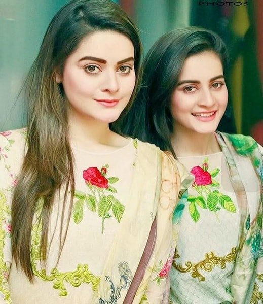 Aiman Khan Hot Photo