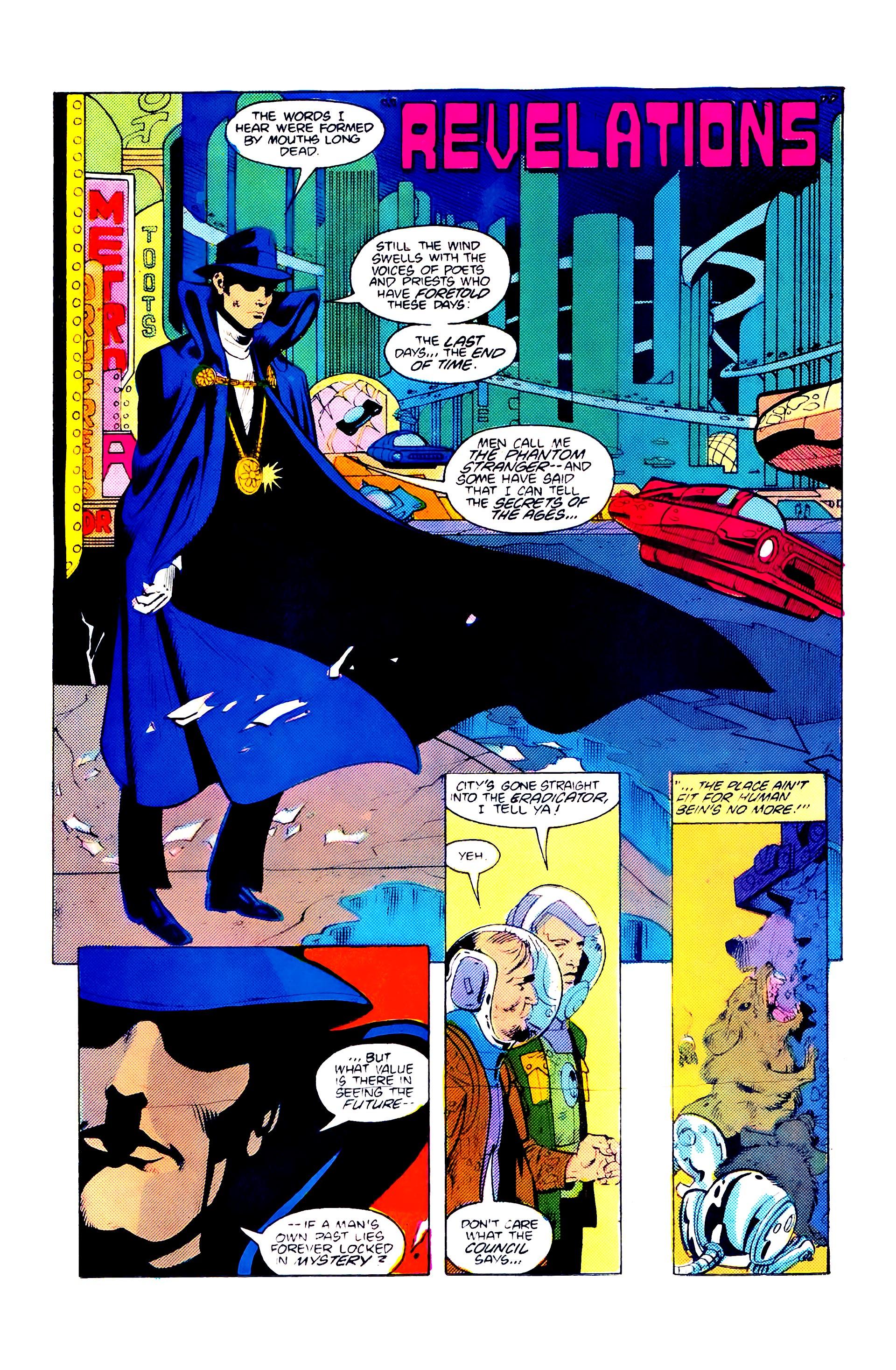 Read online Secret Origins (1986) comic -  Issue #10 - 27
