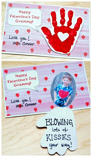 DIY Valentine's Day gift for him