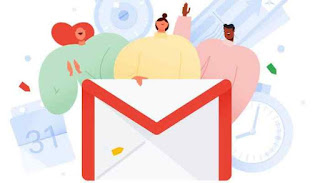 new face gmail