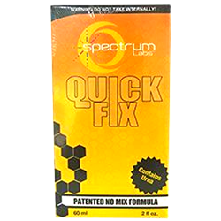 Quick Fix Synthetic Urine 2oz bottle