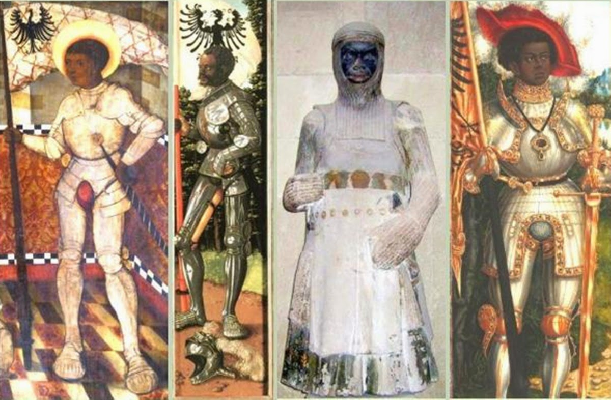 black history heroes africans in medieval england