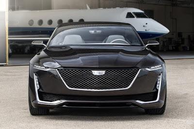Cadillac Escala Concept (2016) Front