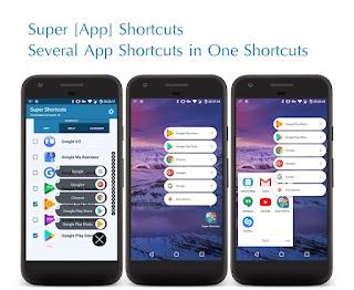 Super Shortcuts v4.300.000.84 PRO Patch APK