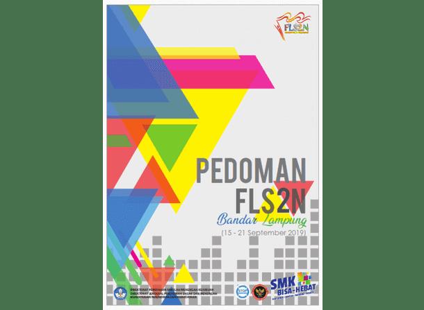 Buku Pedoman FLS2N SMK 2019