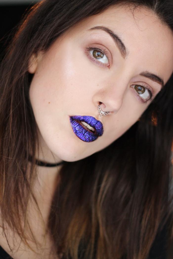 MAC lipstick 3d Glitter
