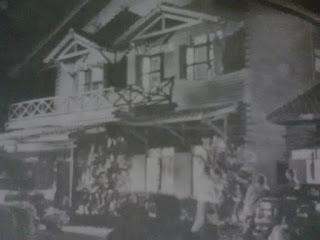 Kisah mengerikan saat syuting film horor di villa mewah