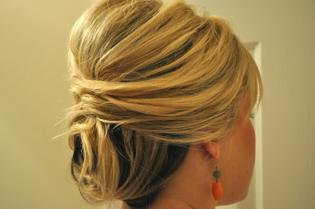 full updo small