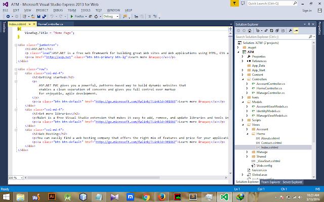 Visual Studio Express 2013 Free Download