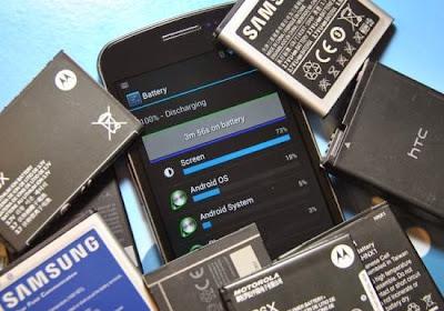 Tips Agar Baterai Ponsel Lebih Awet dan Tahan Lama
