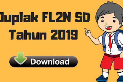 Juplak FL2N SD Tahun 2019