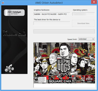 AMD Auto Detect Driver For Windows Free Download