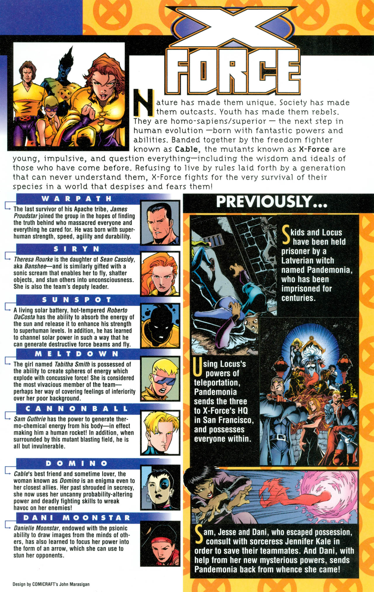 Read online X-Force (1991) comic -  Issue #86 - 2