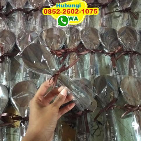 souvenir centong nasi stenlis 51673