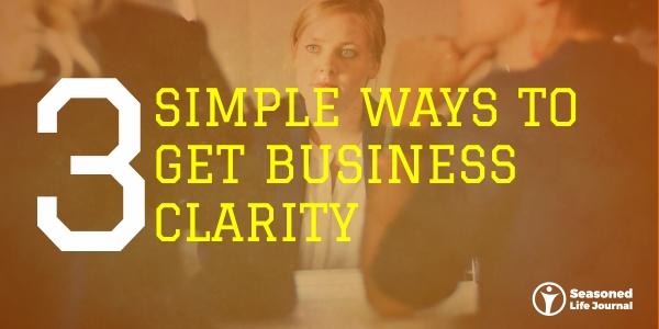 business clarity, platform growth, blogging, entrepreneurial success