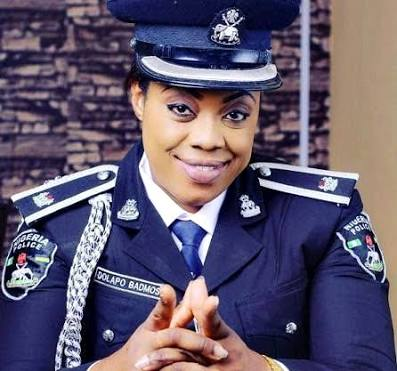 Beautiful Lagos Police Zonal PRO, Dolapo Badmus promoted to the rank of CSP