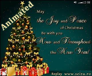 Postales de navidad con frases gratis
