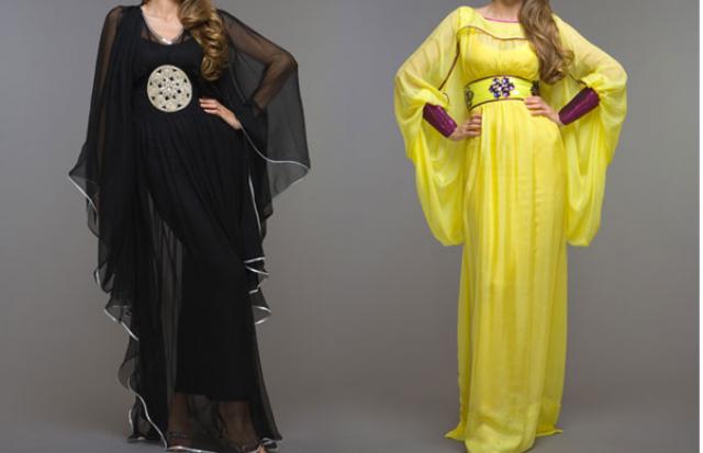 لباس العيد الكندورة بالصور