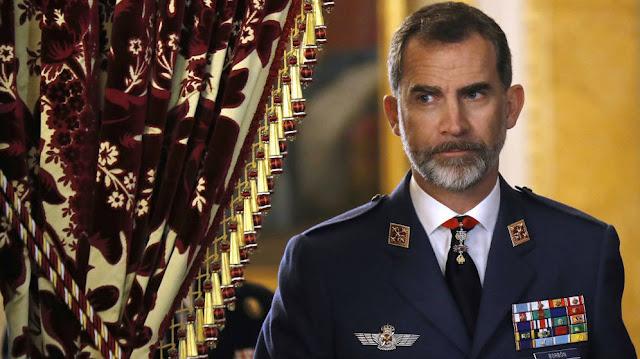 Exmilitar estalla contra el rey Felipe VI y pone patas arriba a la monarquía española