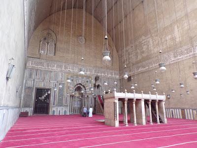 Mezquita del Sultan Hassan,