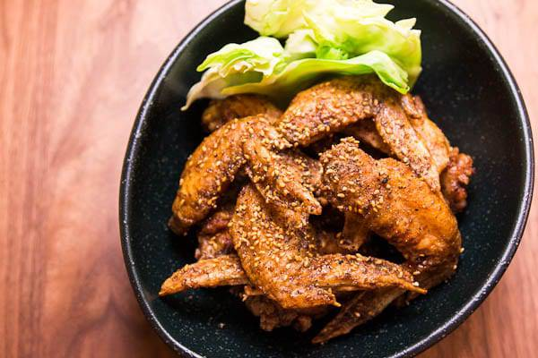 Tebasaki (Japanese Style Nagoya Fried Chicken Wings) Recipe