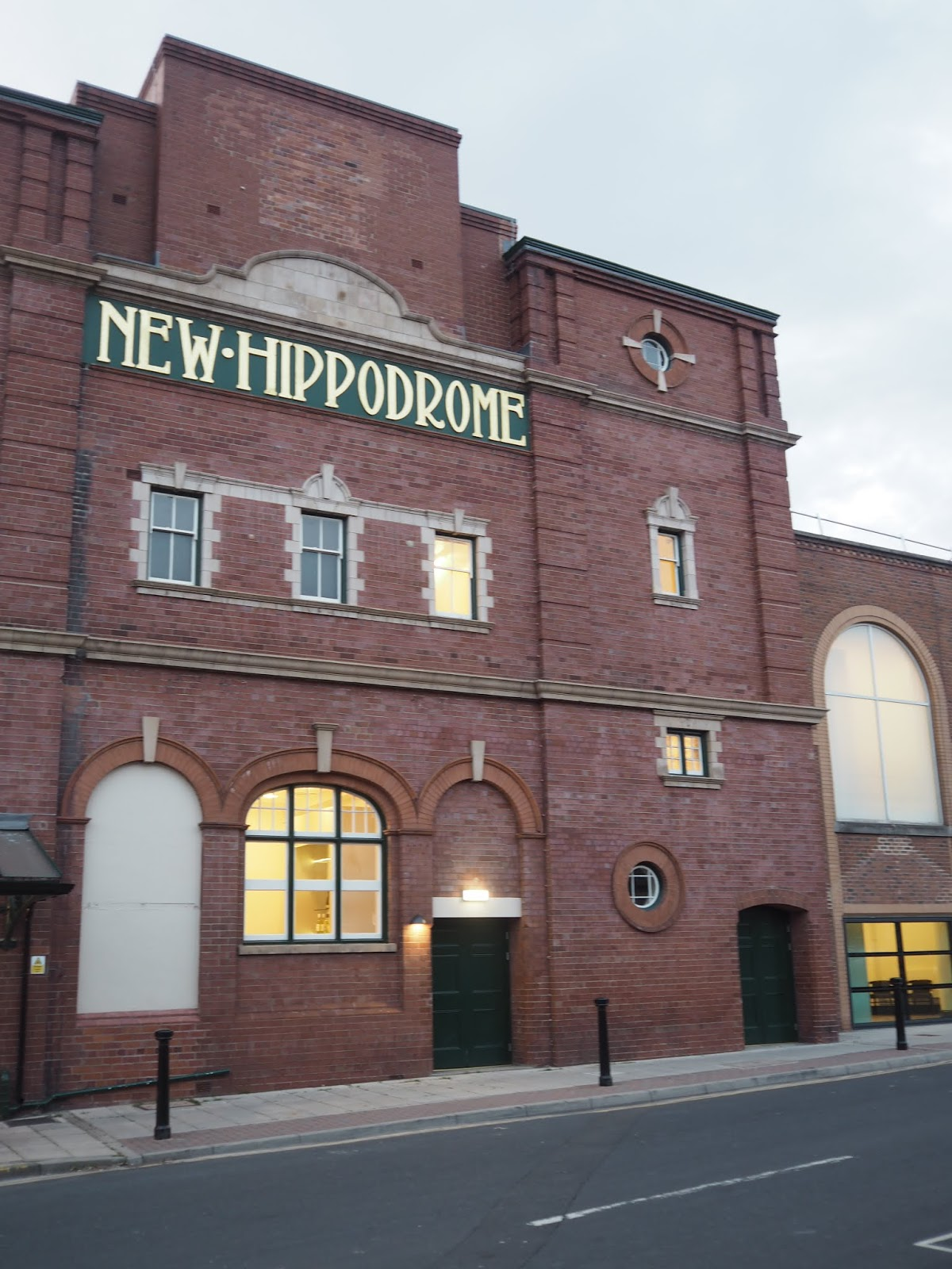 darlington hippodrome theatre pantomime review