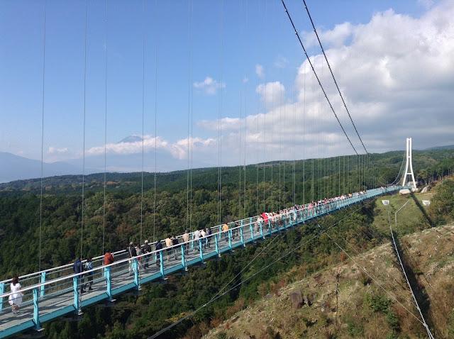 Fuji view bridge