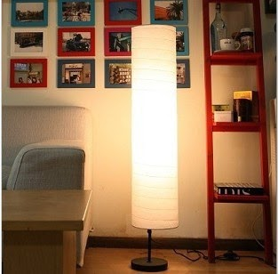 Ikea Holmo 46 Inch Floor Lamp Review White The Good Stuff Reviews