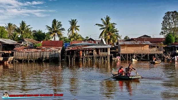Legenda Sungai Siak Sri Inderapura Yang Angker